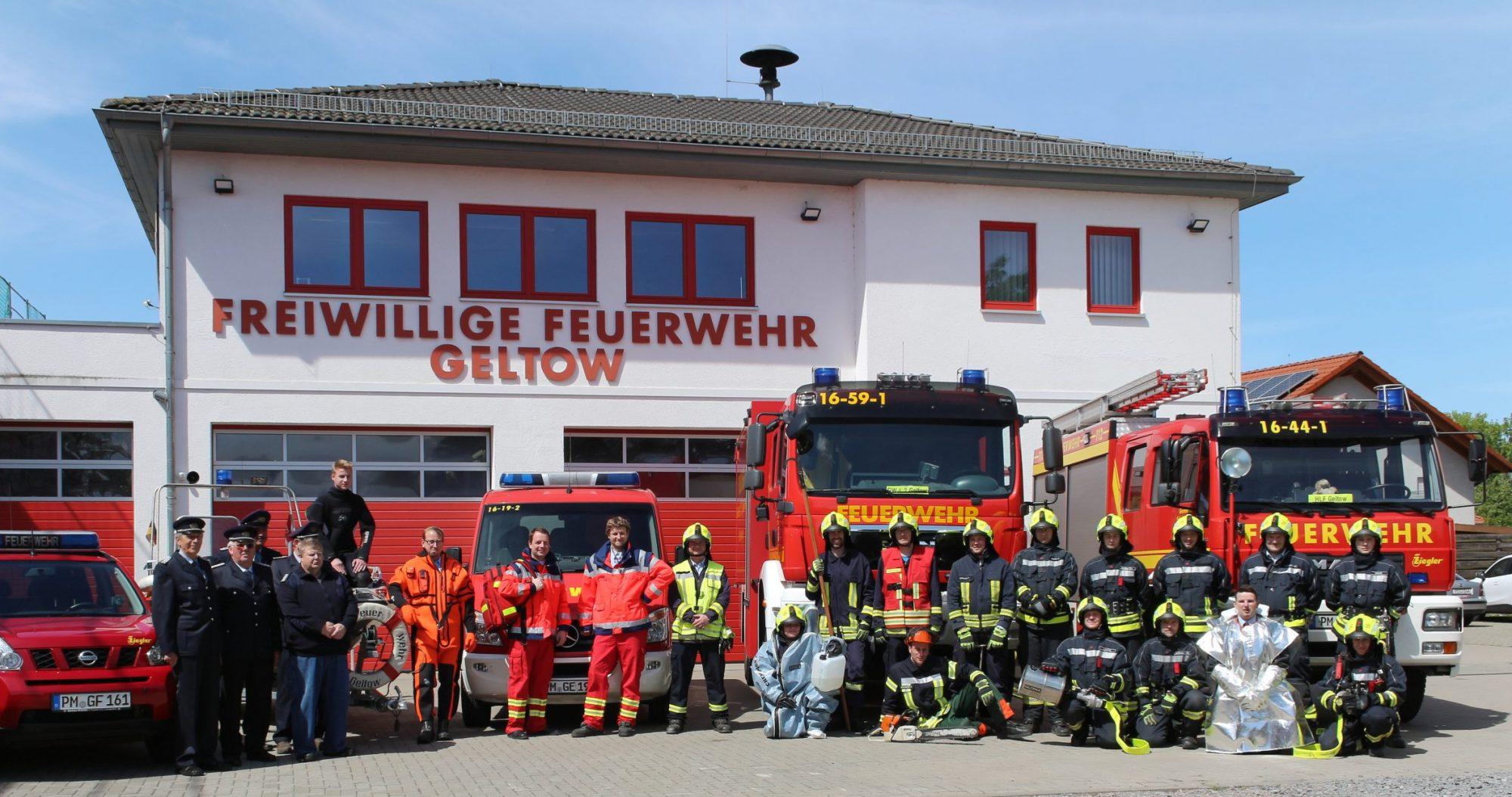 Feuerwehr Geltow